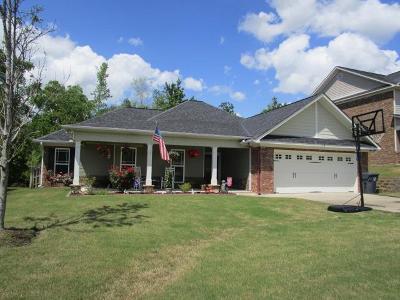 Phenix City AL Single Family Home For Sale: $209,900