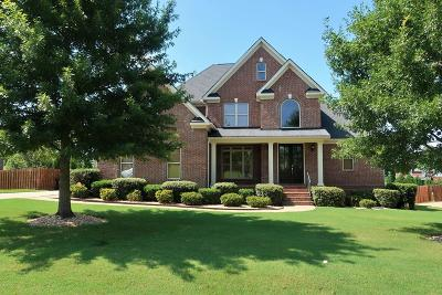 Phenix City Single Family Home For Sale: 642 Teal Dr