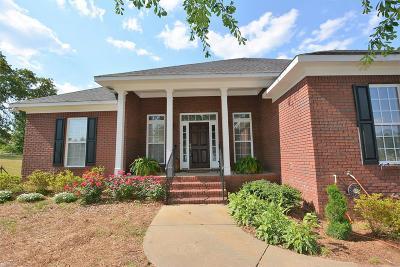 Phenix City AL Single Family Home For Sale: $196,500