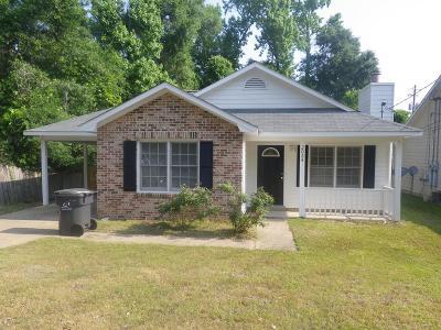 Phenix City AL Single Family Home For Sale: $79,000