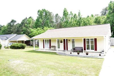 Phenix City AL Single Family Home For Sale: $105,900