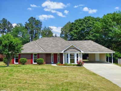 Phenix City AL Single Family Home For Sale: $162,500