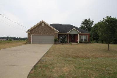 Salem Single Family Home For Sale: 303 Lee Rd 2163