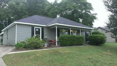 Phenix City AL Single Family Home For Sale: $128,450