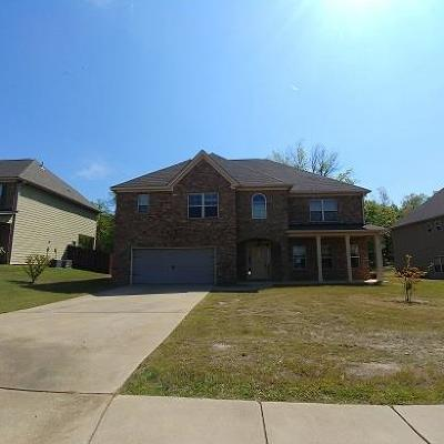Phenix City AL Single Family Home For Sale: $166,000