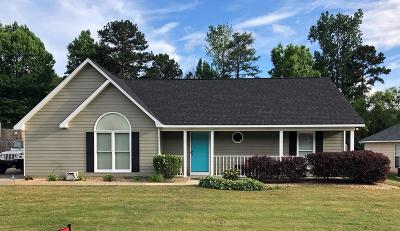 Phenix City AL Single Family Home For Sale: $152,900