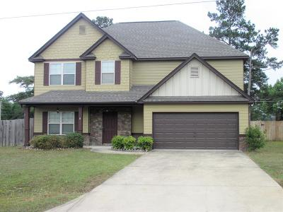 Phenix City AL Single Family Home For Sale: $179,900