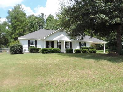 Salem Single Family Home For Sale: 336 Lee Rd 2087