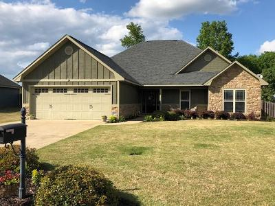 Phenix City AL Single Family Home For Sale: $220,000