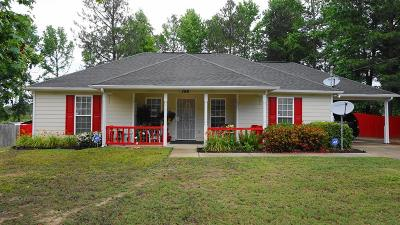 Salem Single Family Home For Sale: 148 Lee Rd 2086