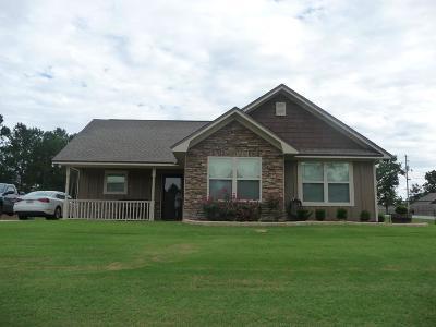 Salem Single Family Home For Sale: 793 Lee Rd 2087