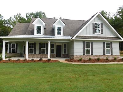 Salem Single Family Home For Sale: 6361 Lee Rd 401