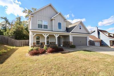 Phenix City AL Single Family Home For Sale: $185,000