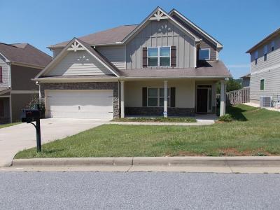 Phenix City AL Single Family Home For Sale: $210,000