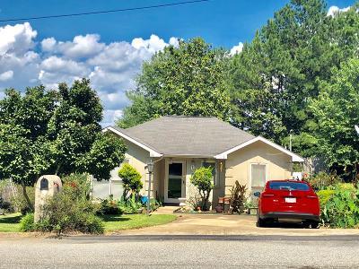 Phenix City AL Single Family Home For Sale: $88,000