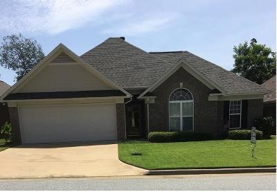 Phenix City AL Single Family Home For Sale: $175,000