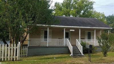 Phenix City AL Single Family Home For Sale: $78,900