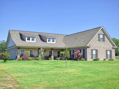 Salem Single Family Home For Sale: 176 Lee Rd 2154