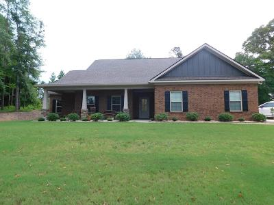 Salem Single Family Home For Sale: 309 Lee Rd 2154