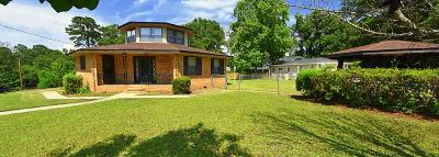 Phenix City Single Family Home For Sale: 89 Whiterock Rd