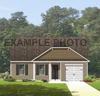 Phenix City AL Single Family Home For Sale: $155,490