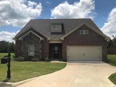 Phenix City AL Single Family Home For Sale: $194,900