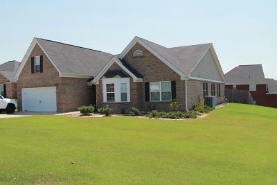 Phenix City AL Single Family Home For Sale: $219,900