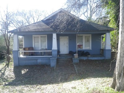Phenix City AL Single Family Home For Sale: $50,000