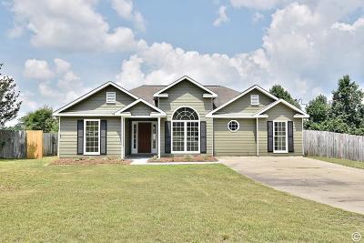 Phenix City AL Single Family Home For Sale: $124,900