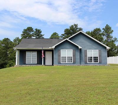 Phenix City AL Single Family Home For Sale: $134,900