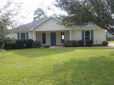 Phenix City AL Single Family Home For Sale: $115,000