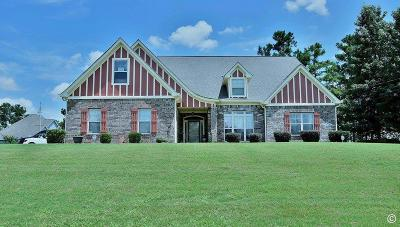 Phenix City AL Single Family Home For Sale: $236,000