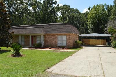 Phenix City AL Single Family Home For Sale: $137,200