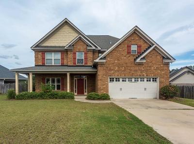 Phenix City AL Single Family Home For Sale: $255,000