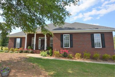 Phenix City AL Single Family Home For Sale: $182,000