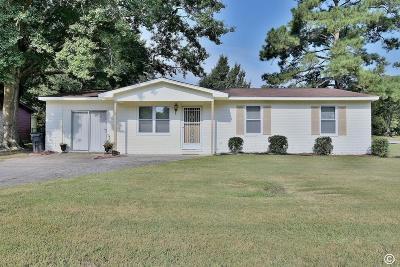 Phenix City AL Single Family Home For Sale: $64,900