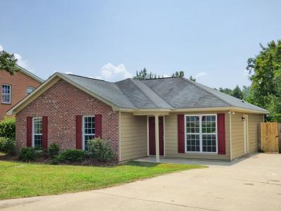Phenix City AL Single Family Home For Sale: $104,900