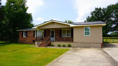 Phenix City Single Family Home For Sale: 222 Lee Rd 212