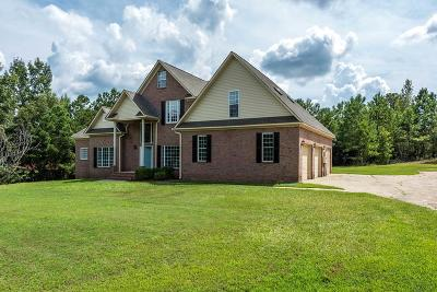 Phenix City Single Family Home For Sale: 3745 Knowles Rd