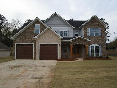 Phenix City Single Family Home For Sale: 2702 Sterling Dr.
