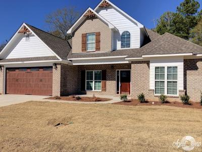 Phenix City Single Family Home For Sale: 2708 Sterling Dr.