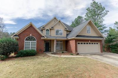 Phenix City AL Single Family Home For Sale: $294,900