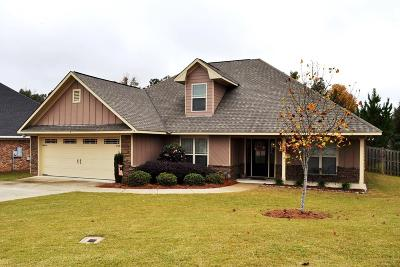 Phenix City AL Single Family Home For Sale: $249,900