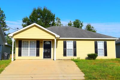 Phenix City AL Single Family Home For Sale: $65,000