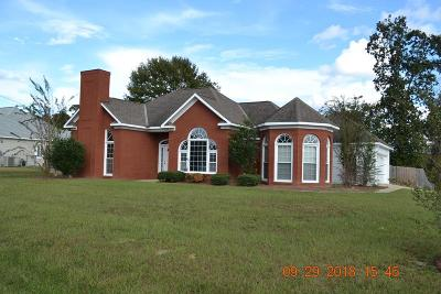 Phenix City Single Family Home For Sale: 11 Lee Rd 2080