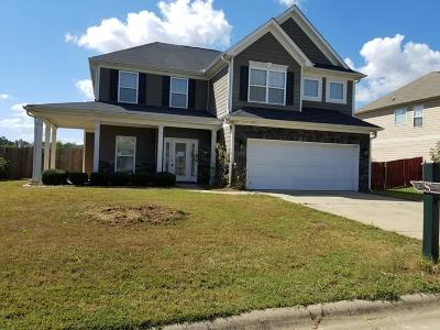 Phenix City AL Single Family Home For Sale: $169,500