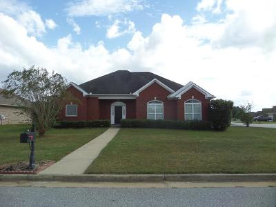 Phenix City AL Single Family Home For Sale: $189,750