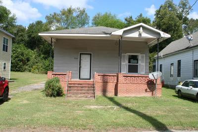 Phenix City AL Single Family Home For Sale: $24,500