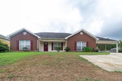 Phenix City AL Single Family Home For Sale: $79,200