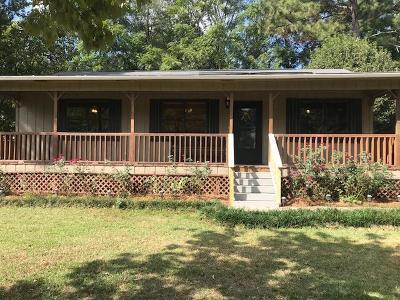 Phenix City AL Single Family Home For Sale: $109,900